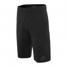Adidas Mens Barricade Tennis Shorts - Black